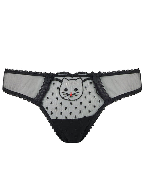 Knickers in pizzo classico Kitty Goodnight