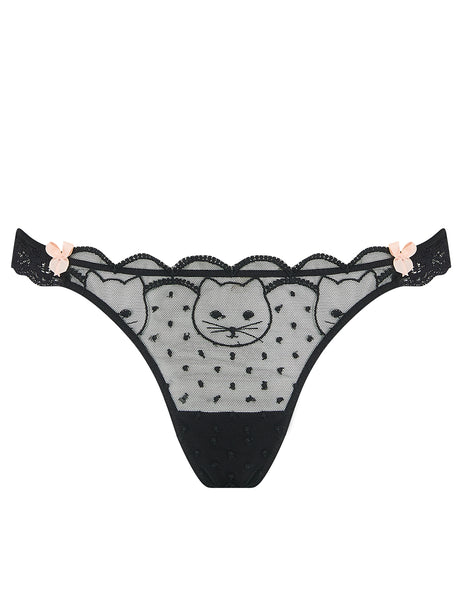 Kitty Goodnight Thong