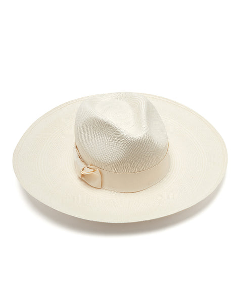 Brigette Panama Hat | Mimi Holliday Luxury Beach Accessories