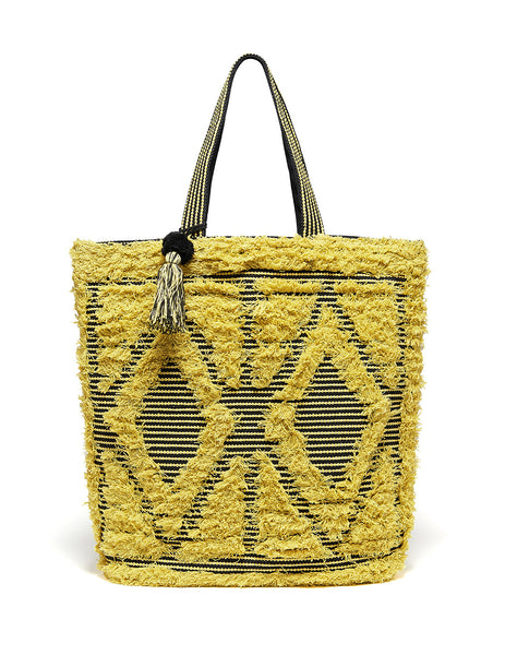 Frances Large Beach Bag | Mimi Holliday Luxury Accessories