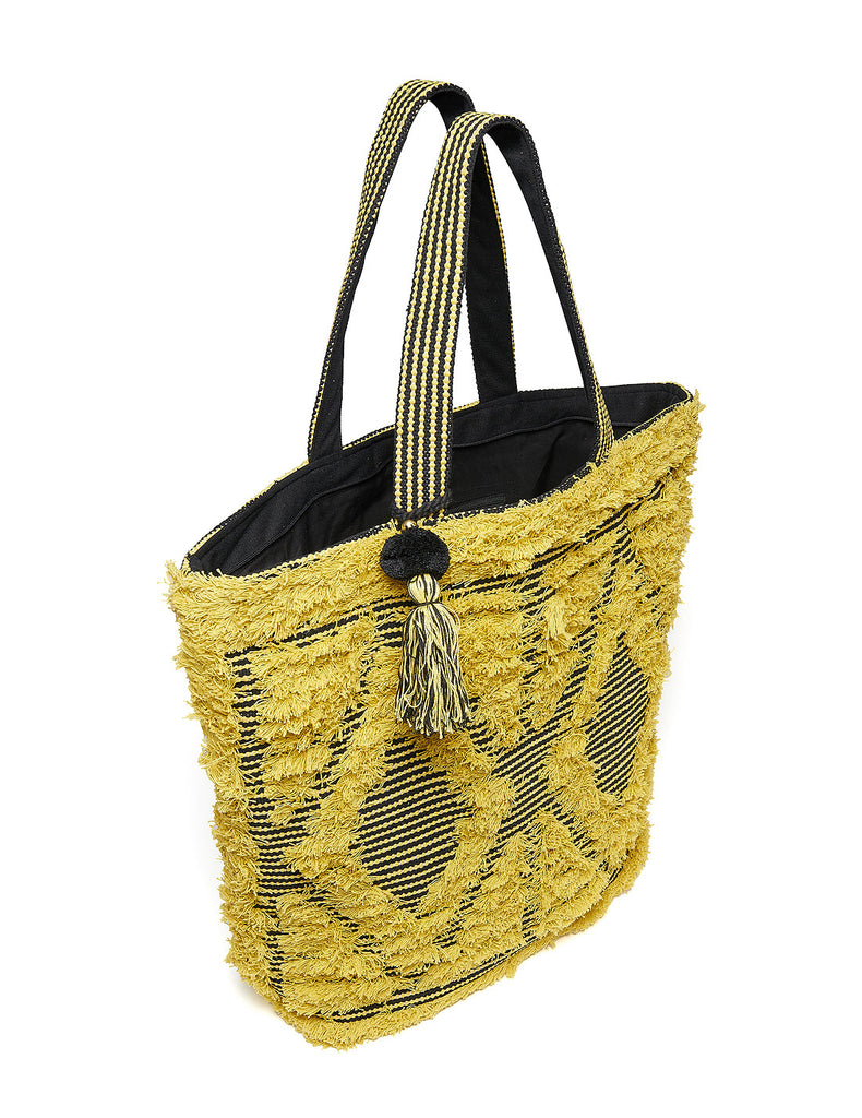 Frances Large Beach Bag | Mimi Holliday Designer Tilbehør