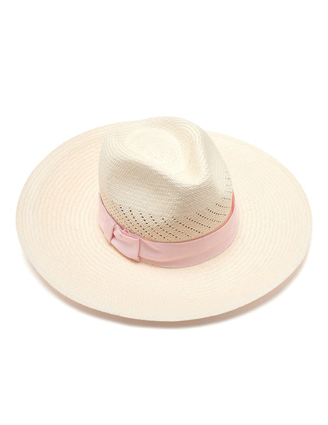 Cecile Panama Hat | Mimi Holliday Luxury Beach Tillbehör