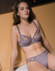 Elise Elan Full Cup D - H Cup Support Bra