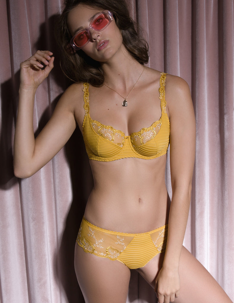 Elise Ocher Perfect Support Full Cup Bra - til H Cup