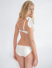 Top de bikini blanco | Mimi Holliday Sexy Swimwear