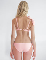 Bonjour Rose Pink Bikini Bottom│Mimi Holiday Sexy Swimwear