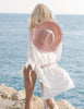 Bonjour Panama Hat | Mimi Holliday Designer Beach Accessories