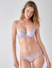Lilac Lace Brief Knickers | Mimi Holliday Sexy Dessous