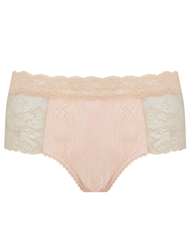 Naken Kjole Kort Knickers | Mimi Holliday Luxury Lingerie