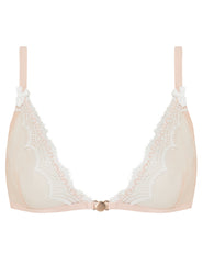 Dream Girl Front-Fastening Triangle Bra