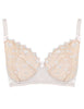 Reggiseno a coppa larga in pizzo nudo | Mimi Holliday Designer Lingerie