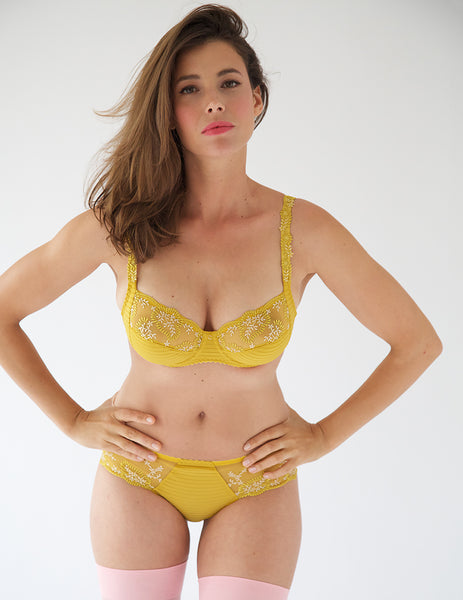 Elise Ocher Perfect Support Fuld Cup Bra - til H Cup