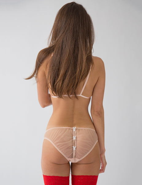 Dream Girl Bow Back Knickers