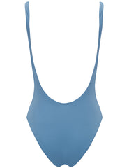 Heliae Storm Blue & Pearl Swimsuit - Designed by 5pm Swimwear