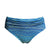 Sunseaker Bikini Brief - Blaue Welle - von West Seventy Nine