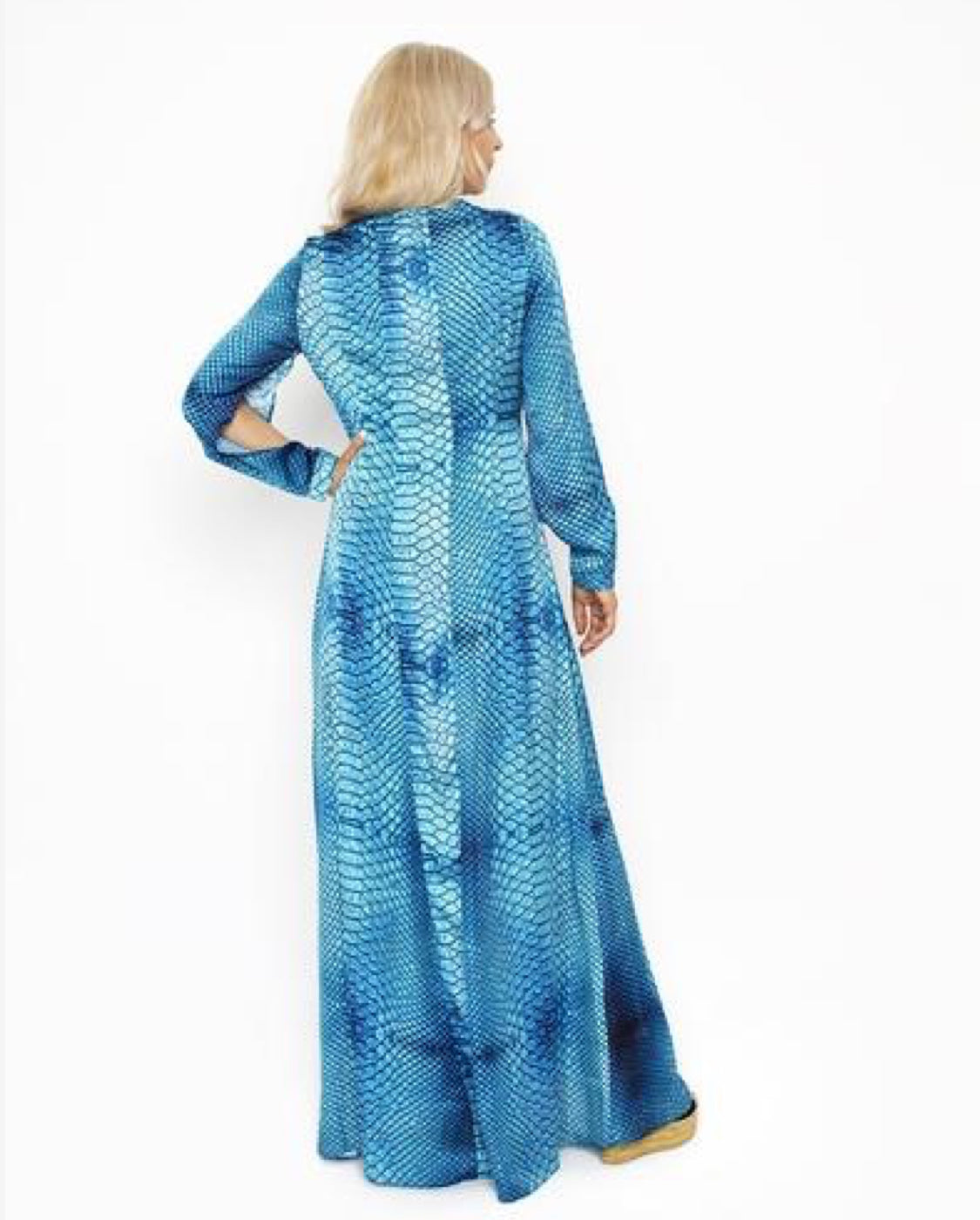 Willow Maxi Kaftan - Ariel - von West Seventy Nine