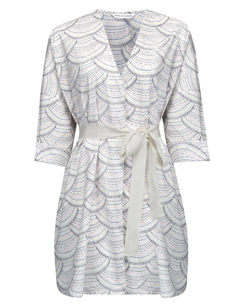 Soleil Liberty Beach Shirt | Mimi Holliday Designer Beach Dresses
