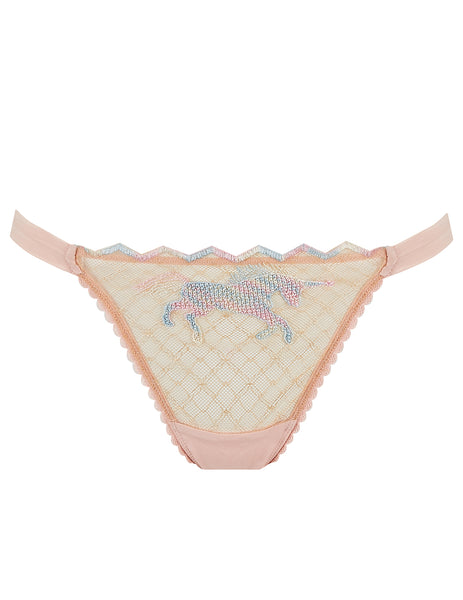 Unicorn Magic Thong