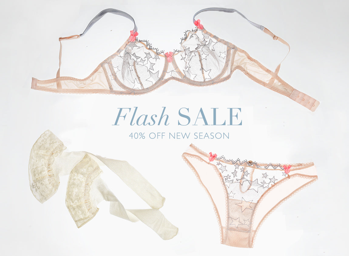 Vente | Mimi Holliday Luxury Lingerie