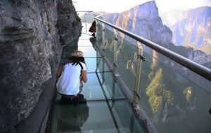 Coming Soon – The World's Highest and Longest Glass-Bottomed Bridge