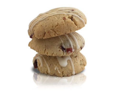Cranberry, Nut & White Chocolate Biscuit