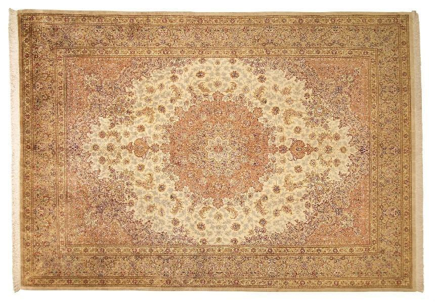Ghom (Qom, Qum) - Silk Persian Rug Collection