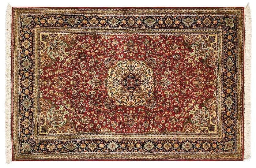 Kashmir - Fine Kashmir Silk Rug Collection