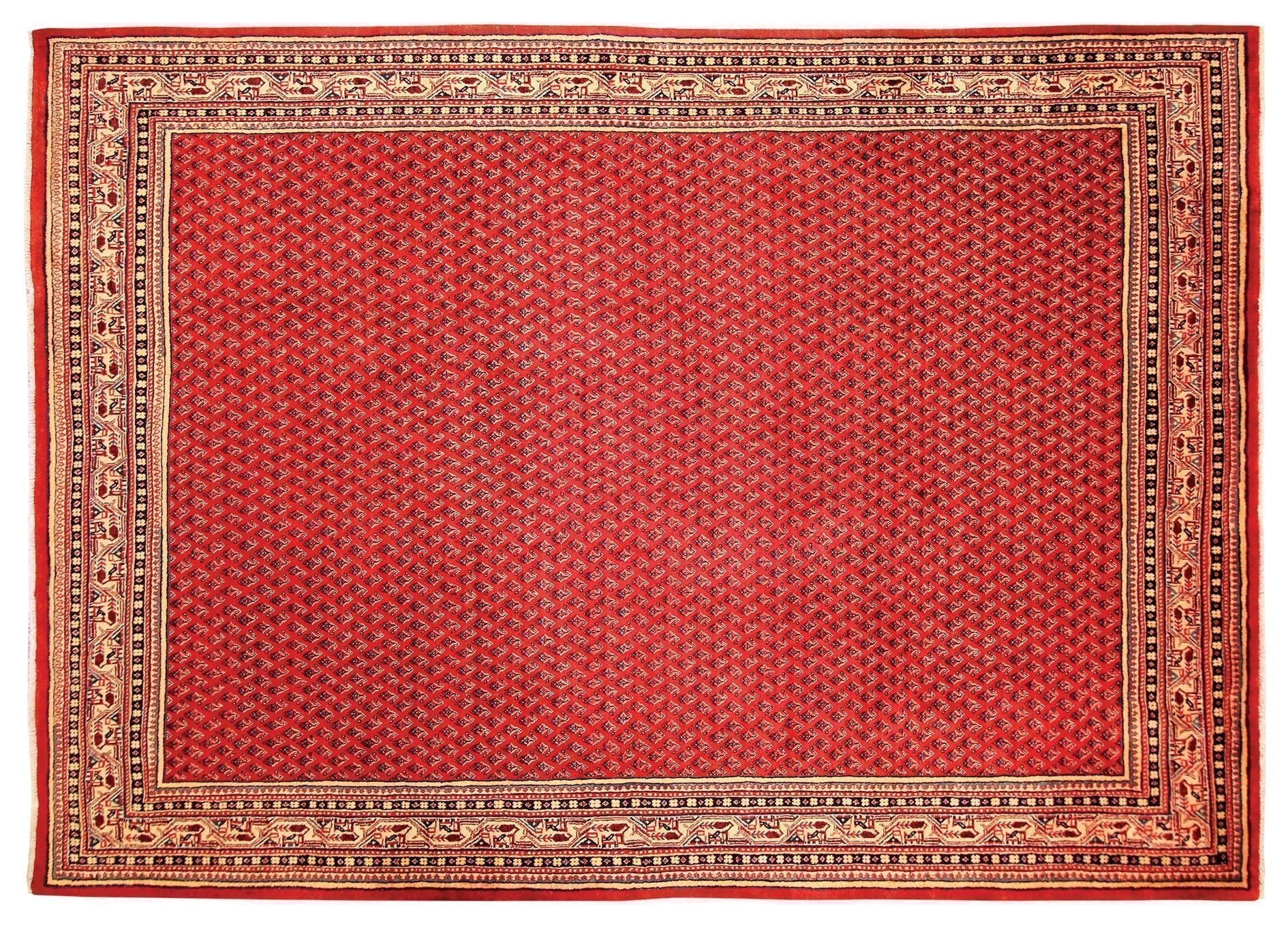 Mir - Hand-knotted Oriental Mir Rug Collection