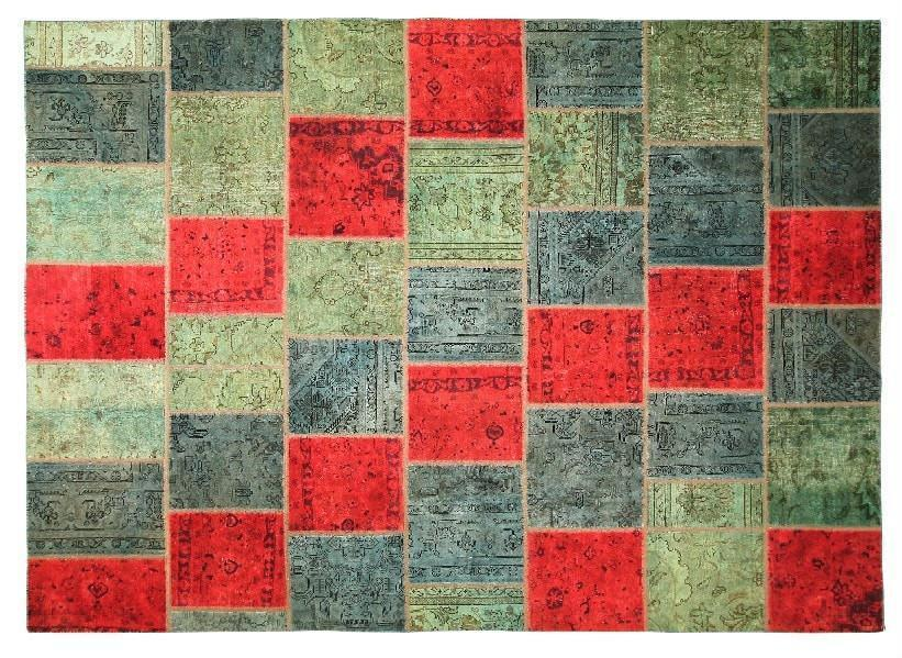 Patchwork - Vintage Persian Patchwork Rug Collection