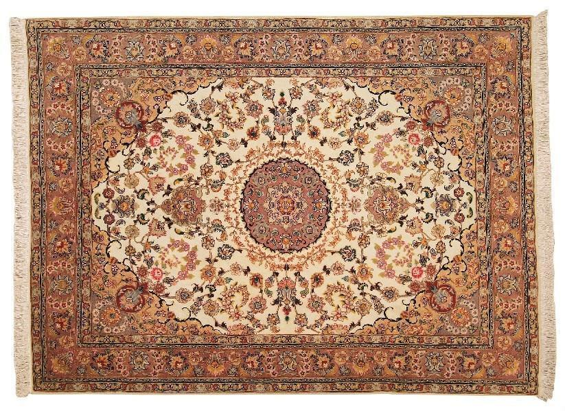 Tabriz - Antique Hand Made Persian Rug Collection