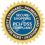 We are PCI-DSS compliant