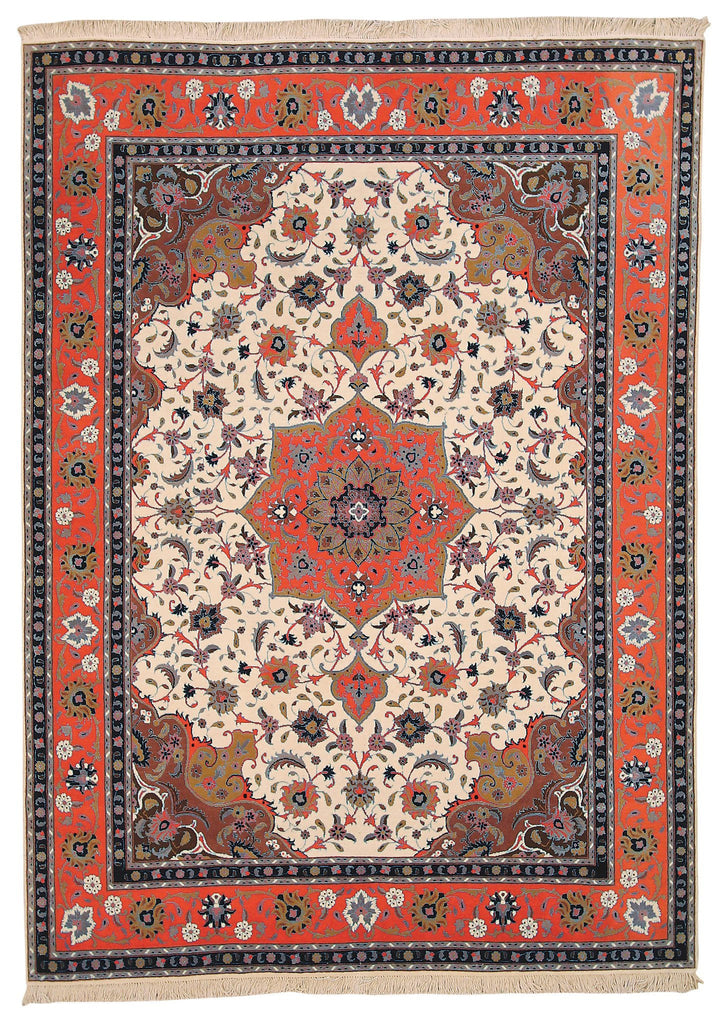 Tabriz 210x150 from above