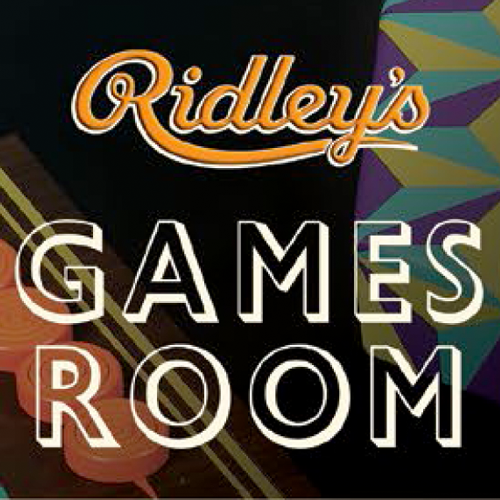 Games room logo