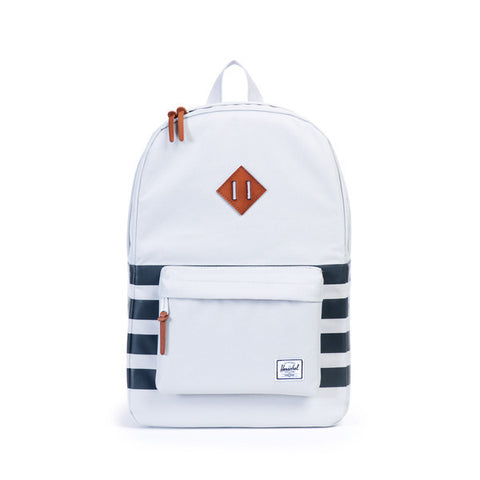 Heritage Lunar Rock Offset Backpack | Herschel -  Bloomsbury Store - 1