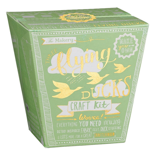 The Makery Flying Ducks Kit | Wild & Wolf -  Bloomsbury Store - 1