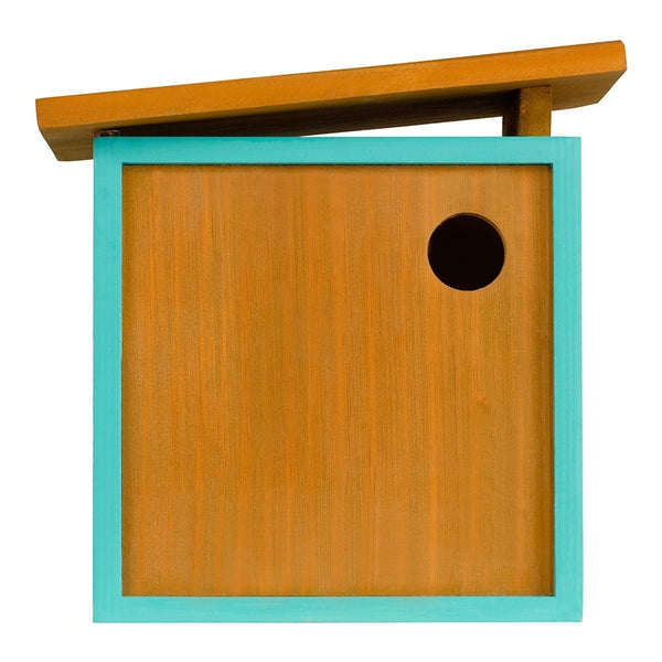 Thoughtful Gardener Wooden Bird House | Wild & Wolf -  Bloomsbury Store - 1