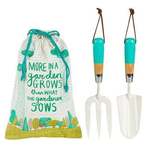 Thoughtful Gardener Fork & Trowel | Wild & Wolf -  Bloomsbury Store - 1