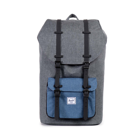 Herschel Supply Charcoal/Navy Little America Backpack -  Bloomsbury Store - 1