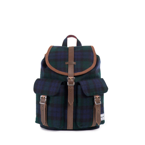 Herschel Dawson Bag | Black Plaid -  Bloomsbury Store - 1