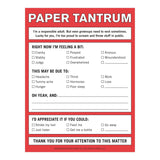 Paper Tantrum Nifty Notes | Knock Knock -  Bloomsbury Store - 2