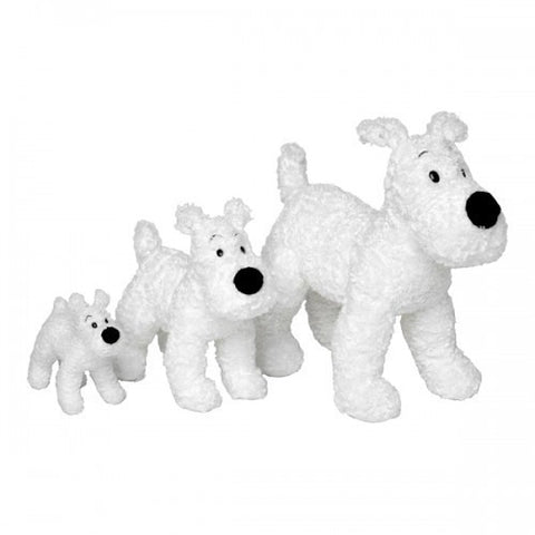 Tintin Soft Toy | Snowy Beany 20cm -  Bloomsbury Store