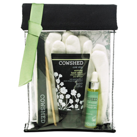 Cowshed Manicure Maintenance Kit | Cow Slip -  Bloomsbury Store