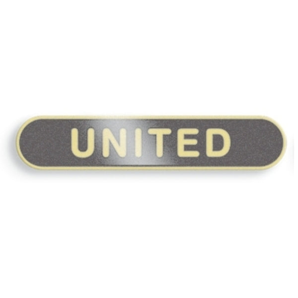 United Black School Badge | Wild & Wolf -  Bloomsbury Store