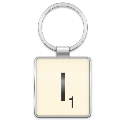 Scrabble Keyring I | Wild and Wolf -  Bloomsbury Store