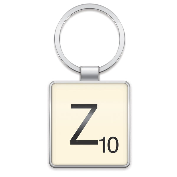 Scrabble Keyring Z | Wild and Wolf -  Bloomsbury Store