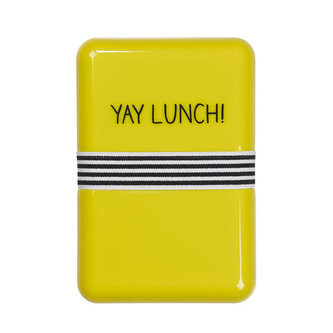 Happy Jackson Lunch Box YAY! -  Bloomsbury Store - 1