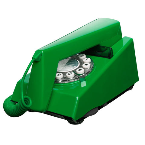 Trim Phone Emerald Green | Wild & Wolf -  Bloomsbury Store - 1