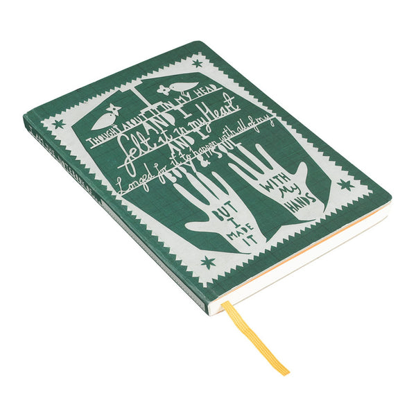 Rob Ryan Made It Small Notebook | Wild & Wolf -  Bloomsbury Store - 1