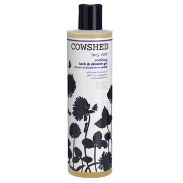 Cowshed Soothing Bath & Shower Gel | Lazy Cow -  Bloomsbury Store
