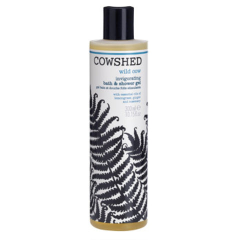 Cowshed Invigorating Bath & Shower Gel | Wild Cow -  Bloomsbury Store